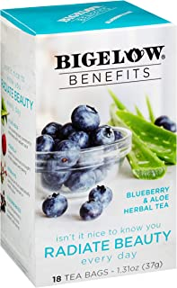 Best blueberry and aloe tea benefits Reviews