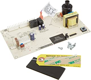 raypak pool heater control board