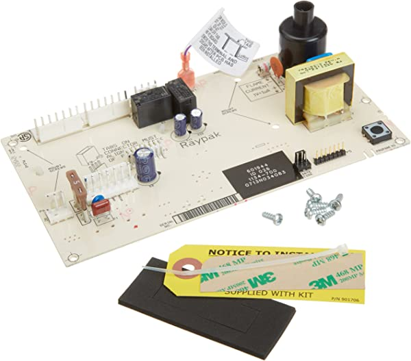 Raypak 013464F PC Board Control Replacement For Digital Gas Heater