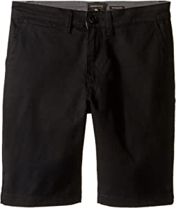 Everyday Union Stretch Walkshorts (Big Kids)