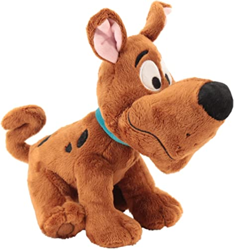 Animal Adventure | Scooby Doo | Collectible Seated Plush, Brown