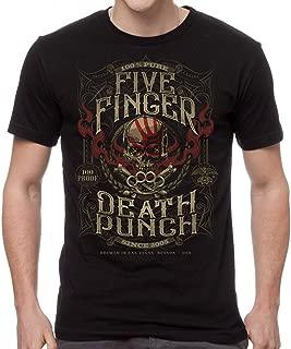 100% Pure 100 Proof - Adult T-Shirt