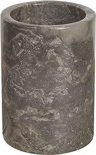 Creative Home 74066 Natural Marble Multi-Functional Tool Crock, Utensil Holder, 5