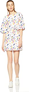 Sugr by Unlimited Women's Empire Knee-Long Dress