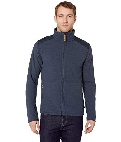 Fjallraven Sten Fleece (Dark Navy) Men