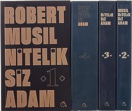Niteliksiz Adam Seti-4 Kitap