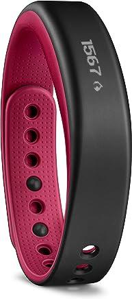 Garmin Vivosmart Smart Activity Tracker, Berry, Large (Discontinued by Manufacturer)