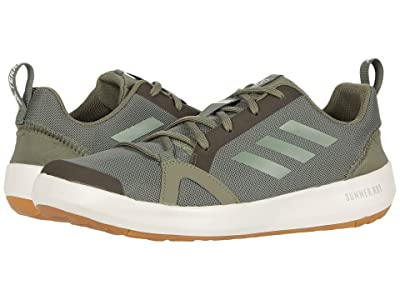adidas Outdoor Terrex S.RDY Water Shoe (Legacy Green/Legacy Green/Chalk White) Men