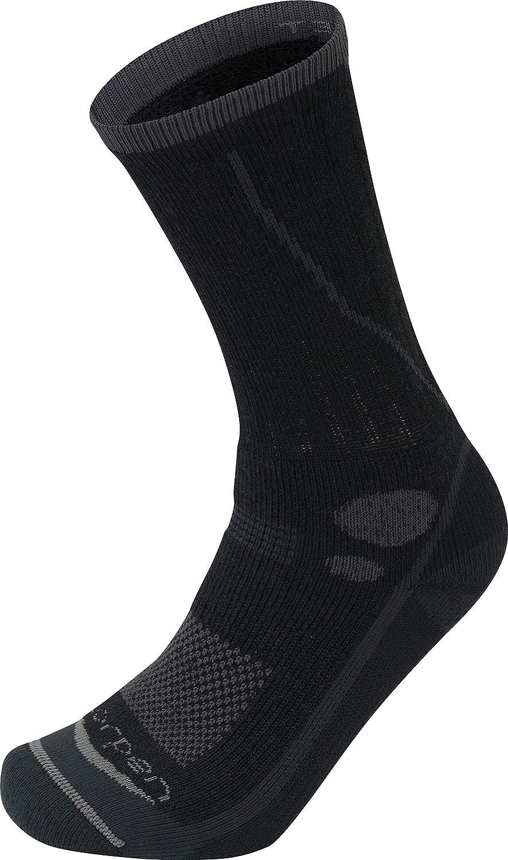 Large Lorpen Mens Trilayer Multisport Socks Black