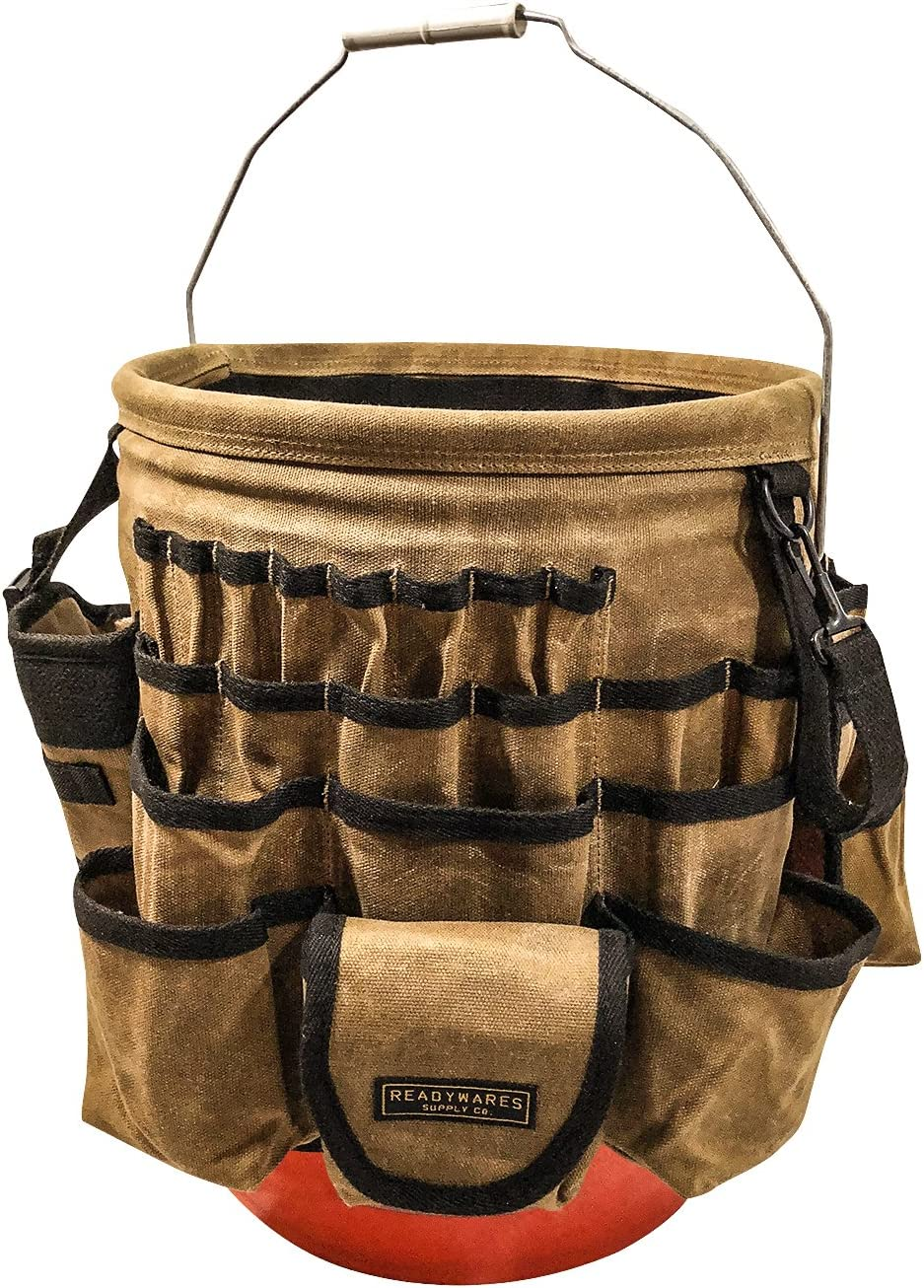 Readywares Waxed Canvas Popular products Organizer Tool Shipping included Bucket