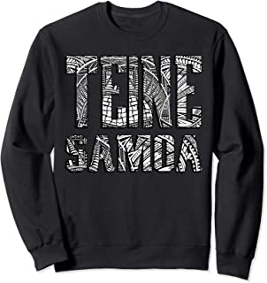 Teine Samoa - Samoan Designs Clothing Sweatshirt