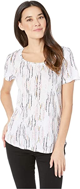 b39f6141fc0f Tribal flutter sleeve printed dress, Clothing | Shipped Free at Zappos