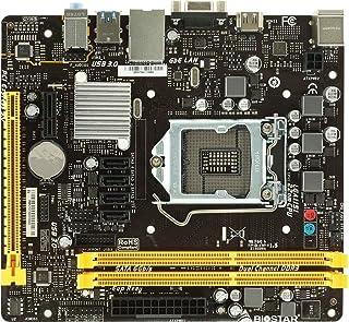 Biostar H110MHV3 Intel H110 LGA 1151 (Socket H4) Micro ATX - Placa Base (DDR3-SDRAM, DIMM, 1333,1600,1866 MHz, Dual, 16 GB, Intel)
