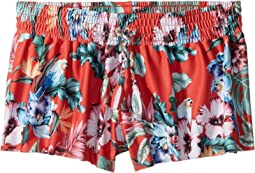 Seafolly Kids - Jungle Paradise Boardie (Little Kids/Big Kids)