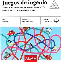 Juegos de ingenio para estimular el pensamiento lateral y la creatividad (Cuadrados de diversión)