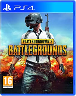 Player Unknown's Battlegrounds