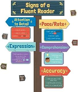 Carson Dellosa Signs of a Fluent Reader Mini Bulletin Board Set (110384)