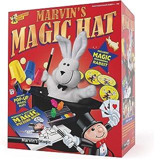 Marvin's Magic MME 003/DVD Bundle Pack of 6 Rabbit Magic Hat Toy - Multicolor