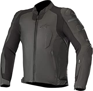 Specter Leather Motorcycle Jacket for Tech-Air Race Airbag System (54 EU, Black)