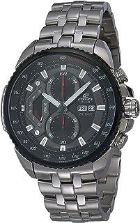 Casio Men's Edifice Alloy Steel Quartz Stainless Steel Strap, Silver, 20 Casual Watch (Model: EF-558D-1AVDF)