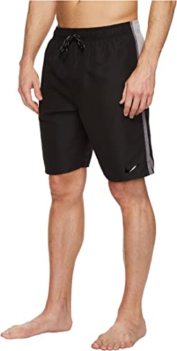 "Diverge 9"" Volley Shorts"