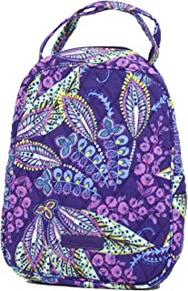 Vera Bradley Batik Leaves Lunch Bunch