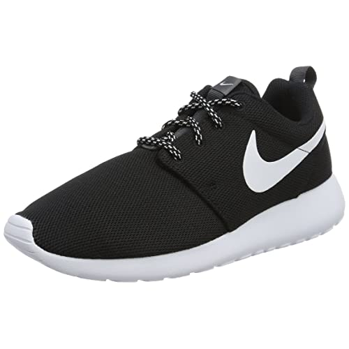 quality design 0fe2c 7d0f7 Black NIKE Roshe Runs: Amazon.co.uk