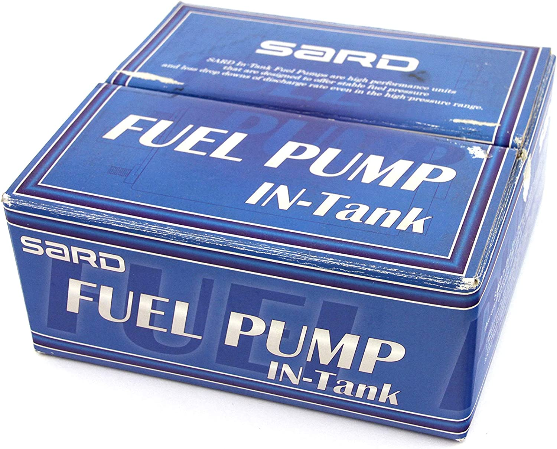 SARD Universal High Performance Fuel Pump Online limited product h Super sale L - 280 58252