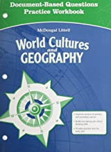McDougal Littell Middle School World Cultures and Geography: Document Based Questions Practice Workbook