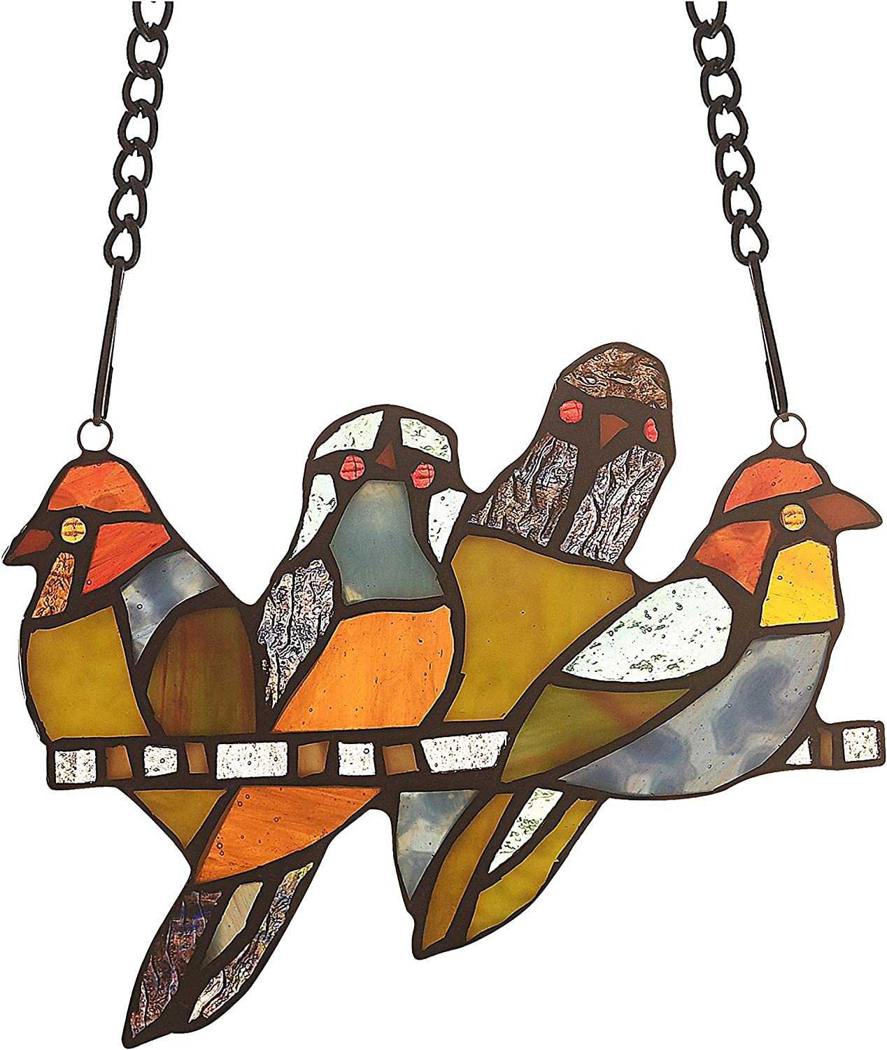 RADIANCE goods Animal Tiffany-Glass Window outlet 8