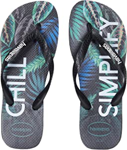 Top Tropical Flip-Flops