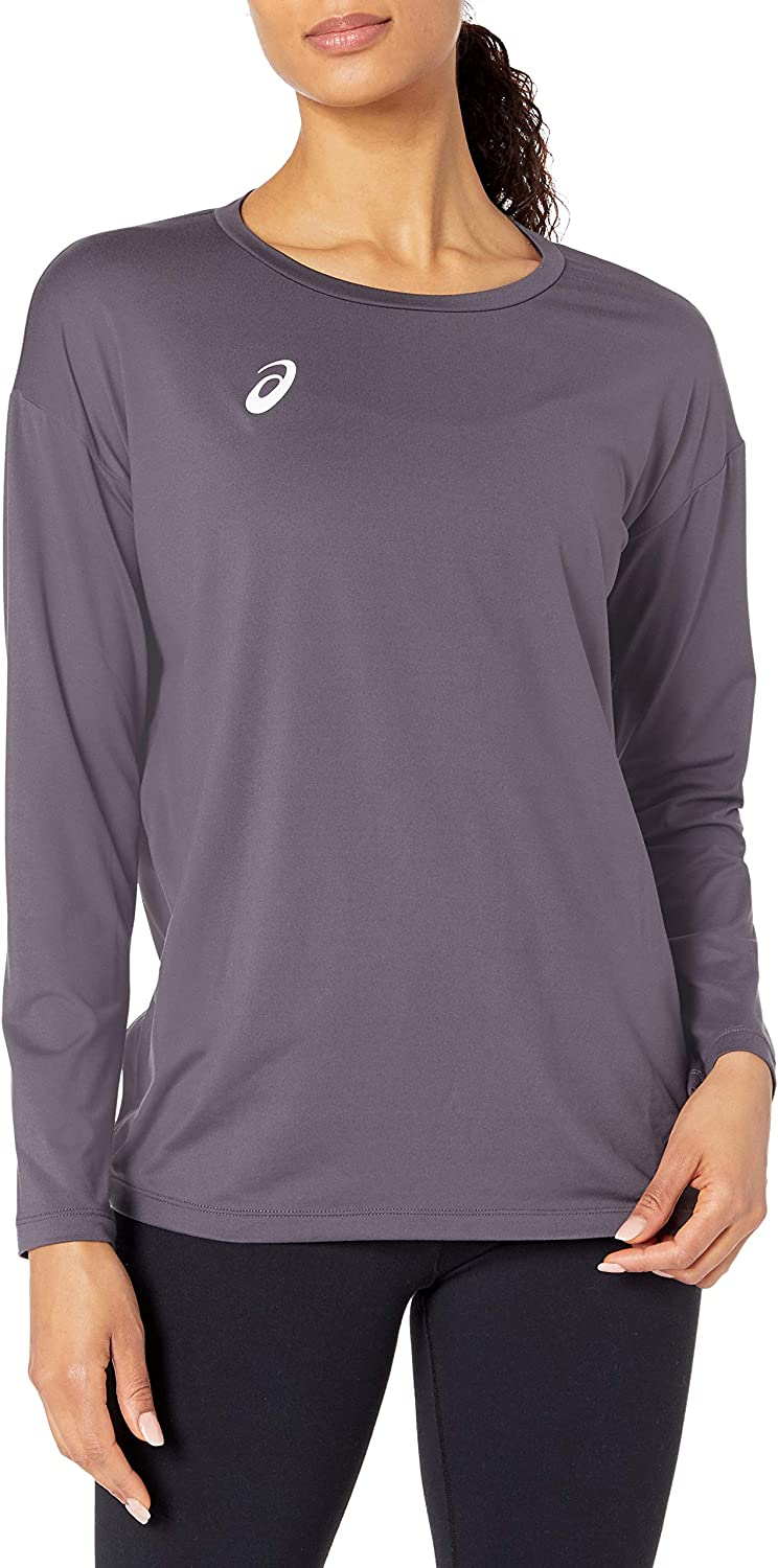 ASICS Women's Warm Large-scale sale Up Sleeve Long Excellent Top