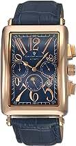 CHRISTIAN VAN SANT Men's Prodigy Stainless Steel Bracelet White Dial Wrist Watch (Model:CV9142)
