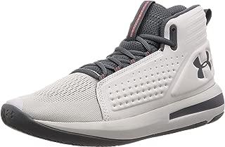 Under Armour Men's Torch Basketball Shoe,  Gray Flux (106)/Gray Flux, 7.5