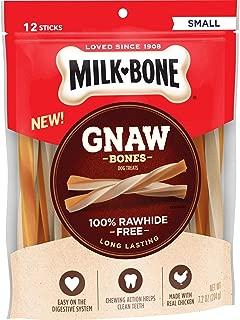 Milk-Bone Gnawbones Dog Treats, Long Lasting, Rawhide Free