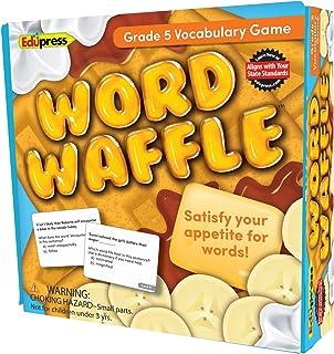 Word Waffle Game Grade 5 (EP62096)
