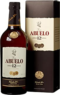 Ron Abuelo 12 Años Panama Rum 1 x 0,7 l
