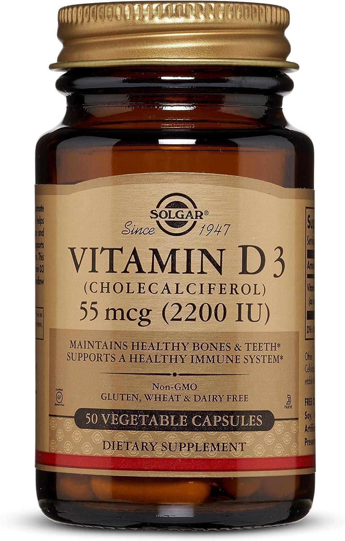 Solgar Vitamin D3 Cholecalciferol 55 2200 mcg Challenge Cash special price the lowest price of Japan IU C Vegetable