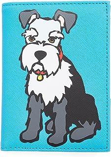 Marc Tetro Passport Case (Bichon, Westie, Boston Terrier, Cat, Schnauzer)