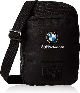PUMA Mens Bmw M Motorsport Bag, black - 076669