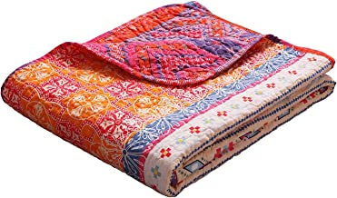 Best colorful bed throws Reviews