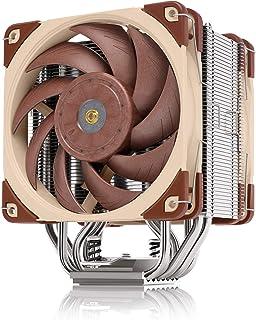 Noctua NH-U12A, Disipador de CPU Ventiladores NF-A12x25 PWM de Alto Rendimiento (120 mm, Marrón)