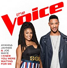 I Knew You Were Waiting (For Me) (The Voice Performance)