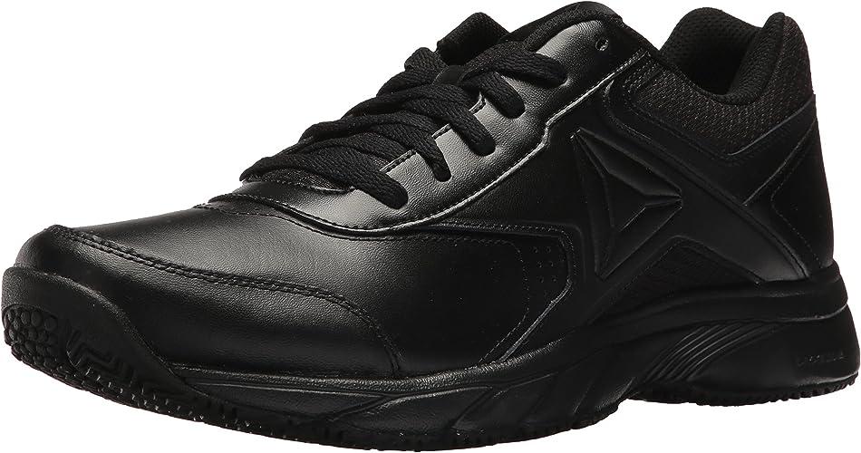 Reebok Hommes's Work N Cushion 3.0 en marchant chaussures, noir, 8.5 M US