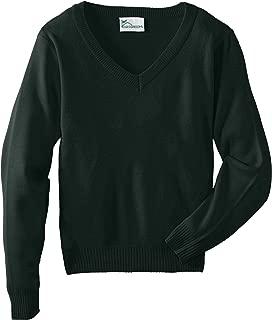 CLASSROOM Boys' Uniform Long Sleeve V-Neck Sweater