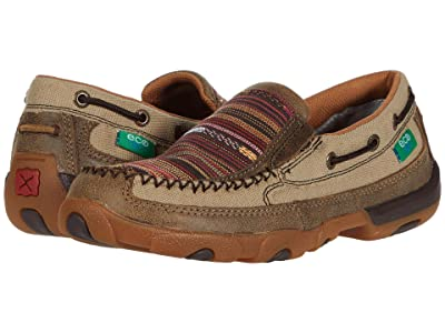 Twisted X WDMS013 (Khaki/Multi) Women