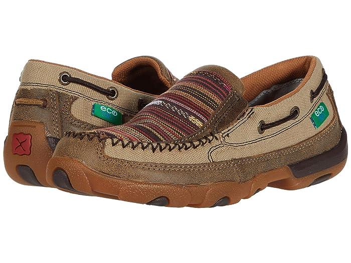 Twisted X  WDMS013 (Khaki/Multi) Womens Shoes
