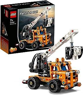 LEGO- Technic 2-i-1-drag Fordonsmodell Byggnadsset, Flerfärgad