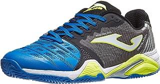 Joma Pro Roland Grey/Blue/Yellow Men's Shoe
