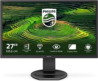 Philips 272B8QJEB/00 27 tum Quad HD LCD-skärm IPS, svart